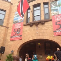 Photo taken at Embassy Of The Republic of Trinidad and Tobago by Bill H. on 5/5/2012