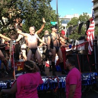 Photo taken at Capital Pride 2012 by Ryan R. on 6/9/2012