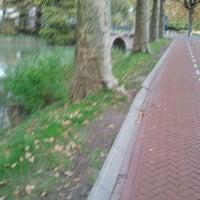 Photo taken at Stenen Brug by Marijn R. on 10/30/2011