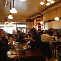 Photo taken at Nickel Diner by linus o. on 12/27/2011