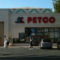 Photo taken at Petco by Erika R. on 12/22/2011