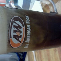 Photo taken at A&W by Ida A. on 10/7/2011