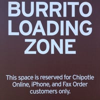 Photo taken at Chipotle Mexican Grill by David W. on 8/24/2012