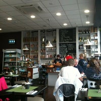 Photo taken at The Vanilla Pod Eatery by Steve G. on 3/3/2012
