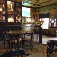 Photo taken at Charles Dickens Pub by Vanny C. on 12/18/2011