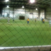Photo taken at Indiana Soccer Academy by Bill S. on 12/11/2011