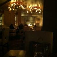 Photo taken at Härth Restaurant by Rox T. on 2/1/2012