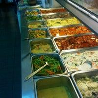 Photo taken at Restoran Ulam Desa by Ujang Kobau • V§ •™ on 7/1/2012