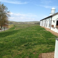 Photo taken at Barboursville Vineyards by Grahm R. on 3/31/2012