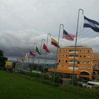 Photo taken at Universidad Latina de Costa Rica by Luis D. on 6/11/2012