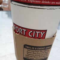 Photo taken at Port City Java by Jim F. on 8/25/2012