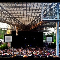 Photo taken at Verizon Wireless Amphitheatre at Encore Park by Della M. on 5/2/2012