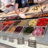 Photo taken at 800 Degrees Neapolitan Pizzeria by Darius B. on 6/29/2012