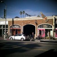 Photo taken at Intelligentsia Coffee & Tea by @RickNakama on 2/11/2012