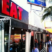 Photo taken at EAT by Eric G. on 6/8/2012