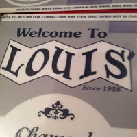 Photo taken at Louis' Original Drive-In by JoPhoto on 6/15/2012