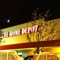 Photo taken at The Home Depot by blackfeathers b. on 6/24/2012