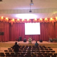 Photo taken at Iglesia Jesus Te Llama by Cristian P. on 3/31/2012
