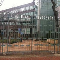 Photo taken at Long Island University by Cindy B. on 3/1/2012