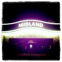 Photo taken at Arvest Bank Theatre at the Midland by Ilovetapatio on 5/19/2012