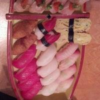 Photo taken at Wasabi Sushi Bar by John on 6/13/2012