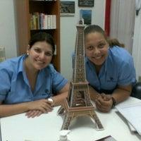 Photo taken at Francophone Escola de Francês by Ariane S. on 8/22/2012