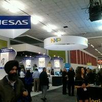 Photo taken at San Jose McEnery Convention Center by Manya L. on 3/29/2012