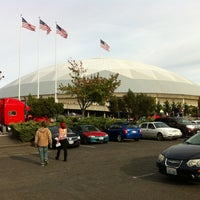 Photo taken at Tacoma Dome by Huey T. on 9/6/2012