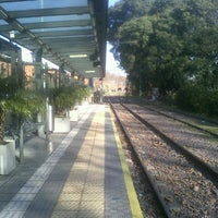 Photo taken at Estación Córdoba [Línea Celeris] by Mariana D. on 7/28/2012