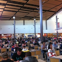 Photo taken at Christiana Mall Food Court by Mike F. on 4/7/2012