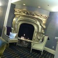 Photo taken at Galleria Park Hotel by Brandy L. on 9/9/2012