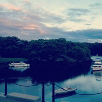 Photo taken at 88 Wharf Riverfront Grill by Alex T. on 6/27/2012