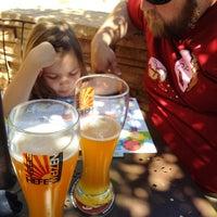 Photo taken at Gordon Biersch Brewery Restaurant by Leonie M. on 4/22/2012