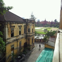 Photo taken at FCC Hotels and Restaurants- Phnom Penh by Andrey K. on 2/5/2012