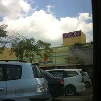 Photo taken at AEON Bandaraya Melaka Shopping Centre by Karrthik M. on 3/4/2012
