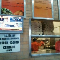 Photo taken at Doraditos by Enrique R. on 2/29/2012