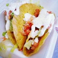 Photo taken at Taco Fiesta by Pleasure Palate on 5/14/2012
