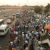 Photo taken at Avcılar Metrobüs Durağı by aydın mutlu k. on 7/21/2012