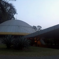 Photo taken at Planetário Professor Aristóteles Orsini by Edson S. on 9/12/2012