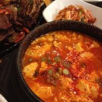 Photo taken at Arirang Korean Restaurant by Linhi on 11/29/2011