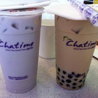 Photo taken at Chatime by Edz V. on 1/29/2012
