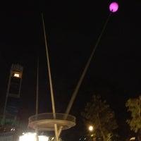Photo taken at Plaza Alfredo Sadel by Juan M. on 7/29/2012