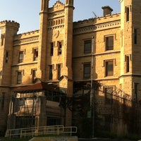 Photo taken at Old Joliet Prison by Ali D. on 10/28/2011