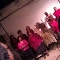 Photo taken at Expansion Church @ DCTVNY by Alicia S. on 2/12/2012