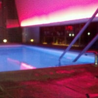 Photo taken at QT Bar & Pool Loung @Grace Hotel by Heather C. on 6/2/2012