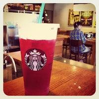 Photo taken at Starbucks by Justin M. on 6/9/2012