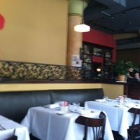 Photo taken at Coquette Cafe by Purse- L. on 7/24/2012