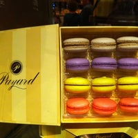 Photo taken at Payard Pâtisserie & Bistro by Rogel C. on 5/21/2012