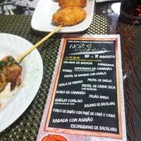 Photo taken at Maricota Gastronomia e Arte by Luciano B. on 8/12/2012