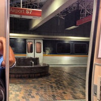 Photo taken at MARTA - Airport Station by Christian O. on 5/24/2012